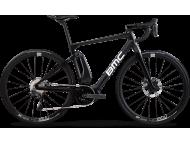 Vélo de route électrique Route BMC Alpenchallenge AMP Road One Ultegra Di2 Carbon Blanc