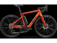 Vélo de route électrique Route BMC Alpenchallenge AMP Road Two GRX 800 Rouge
