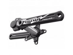 Pédalier Route ROTOR 3D+ Power LT 110mm