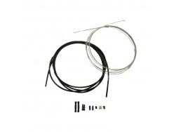 Kit complet de cable et gaine Route SRAM Route XL Noir