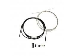 Kit complet de cable et gaine VTT SRAM VTT Noir