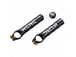 Bar ends VTT KCNC BE1 Noir Or