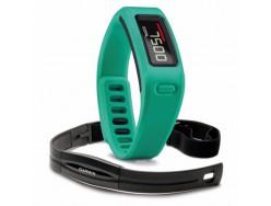 Bracelet connecté GARMIN Vivofit Vert avec Capteur Cardiaque