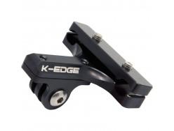 Fixation de caméra K-EDGE Big Pro Go Pro Hero - Fix. Selle Noir