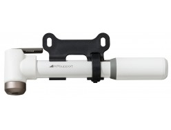 Mini pompe BONTRAGER Air Support Blanc