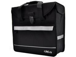 Sacoche arrière OXUS arrière vélo 17L – Fixation porte bagage