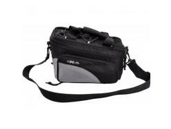 Sacoche arrière OXUS arrière vélo 15L – Fixation porte bagage