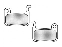 Plaquettes de frein VTT BRAKE AUTHORITY Céramique Shimano