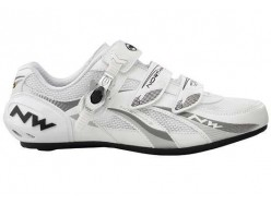 Chaussures Route NORTHWAVE Fighter SBS Blanc