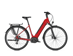 VTC électrique KALKHOFF Endeavour 3.B Move Wave Rouge 500Wh 2019