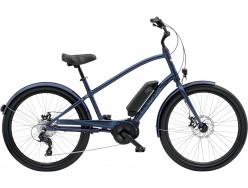 VTC électrique ELECTRA Townie Go! 8D Homme Bleu 2020