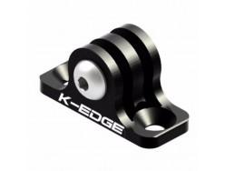 Fixation de caméra K-EDGE Big universel Go Pro Hero Noir
