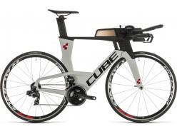 Vélo de contre la montre CUBE Aerium C:68 SL LOW carbon´grey