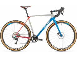 Vélo de cyclocross CUBE Cross Race C:62 SL teamline
