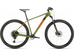 VTT CUBE Analog green´n´orange
