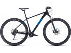 VTT CUBE Attention SL black´n´blue 29