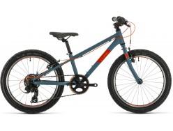 Vélo enfant CUBE Acid 200 grey´n´orange
