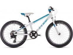 Vélo enfant CUBE Access 200 white´n´blue´n´pink