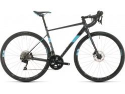 Vélo de course CUBE Axial WS Race iridium´n´aqua