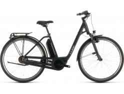 VTC électrique CUBE Town Hybrid ONE 400 iridium´n´black Easy Entry