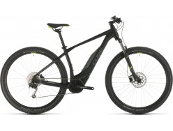 VTT électrique CUBE Acid Hybrid ONE 500 29 black´n´green