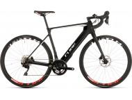 Vélo de route électrique Route CUBE Agree Hybrid C:62 Race carbon´n´white