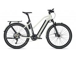 VTC électrique KALKHOFF Endeavour 7.B Advance Trapèze Noir Blanc 625Wh 2020