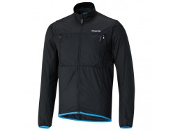 Veste SHIMANO Hybrid Performance Windbreak Noir 0