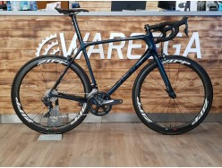 Vélo de course GIANT Vélo Tcr Advanced Sl Cameleon L + Zipp