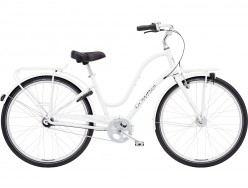 VTC Femme ELECTRA Townie Commute 7i Ladies White 2018