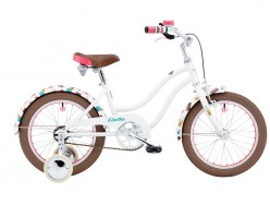 Vélo enfant ELECTRA Soft Serve 1 Girls' White 2018
