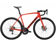 Vélo de course TREK Emonda SL 7 Disc Radioactive Red Matte Carbon