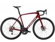 Vélo de course TREK Emonda SLR 7 Disc Rage Red Black