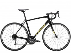 Vélo de course TREK Domane AL 2 Black Carbon Smoke