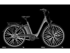 VTC électrique KALKHOFF Agattu 1.S Move Confort Gris 400Wh