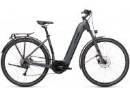 VTC électrique CUBE Touring Hybrid One 500 grey´n´black Easy Entry
