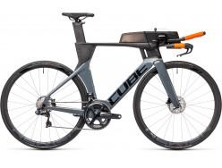 Vélo de contre la montre CUBE Aerium C:68 TT SL LOW carbon´n´grey