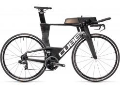Vélo de contre la montre CUBE Aerium C:68 SL LOW carbon´n´white