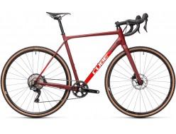 Vélo de cyclocross CUBE Cross Race SL red´n´red