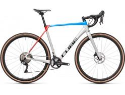 Vélo de cyclocross CUBE Cross Race C:62 SL teamline