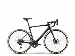 Vélo de course BMC Roadmachine Four 105 Carbon Gris