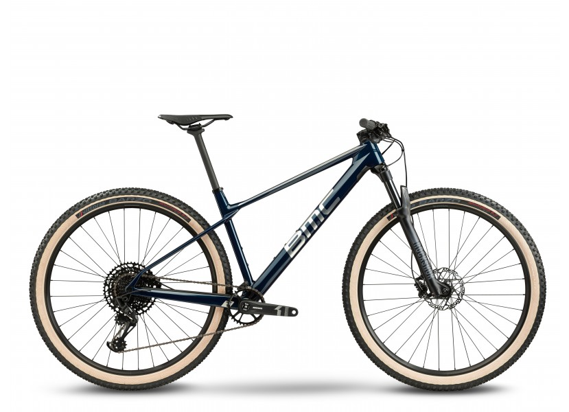 VTT BMC Twostroke 01 Three GX Eagle mix Bleu Gris