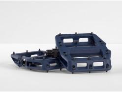 Pédales VTT BONTRAGER Line Elite Flat Mulsanne Blue 2021