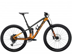 VTT TREK Fuel EX 9.7 Lithium Grey Factory Orange 27.5