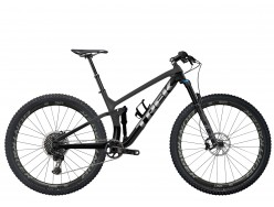 VTT TREK Fuel EX 9.7 Matte Raw Carbon Gloss Black 27.5