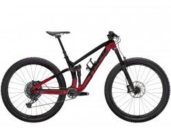 VTT TREK Fuel EX 9.8 GX Raw Carbon Rage Red 27.5