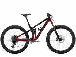 VTT TREK Fuel EX 9.9 XO1 Raw Carbon Rage Red 27.5