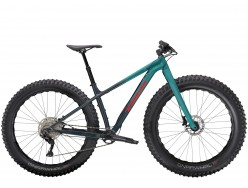 Fatbike TREK Farley 5 Nautical Navy to Teal Fade