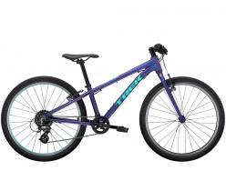 Vélo enfant TREK Wahoo 24 Purple Flip