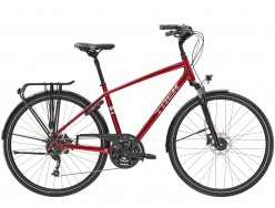 VTC TREK Verve 2 Equipped Rage Red